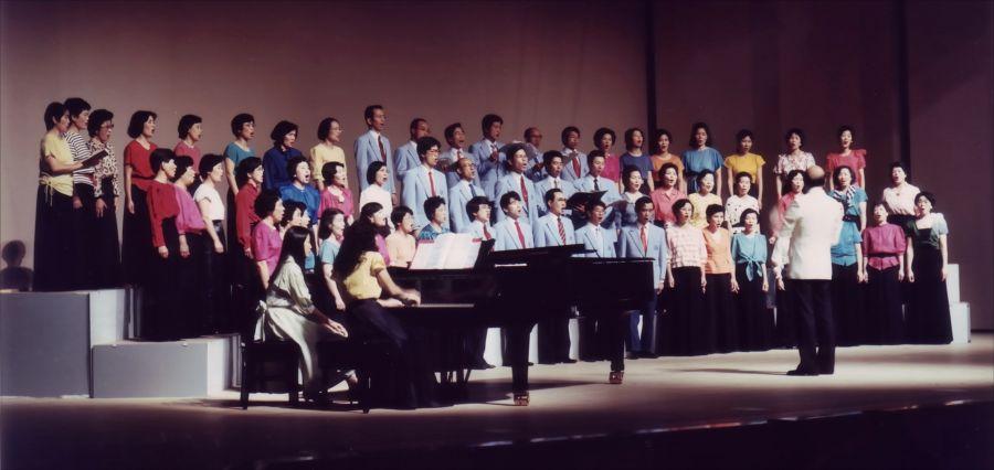 1987.6.21 勝田市民合唱団コンサート